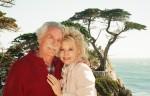Betty and Joe Weider 36 th Wedding Anniversary  Carmel 17 Mile Drive - Cypress Point- Carmel California - April  1997